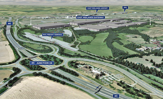 Roxhill Development East Midlands